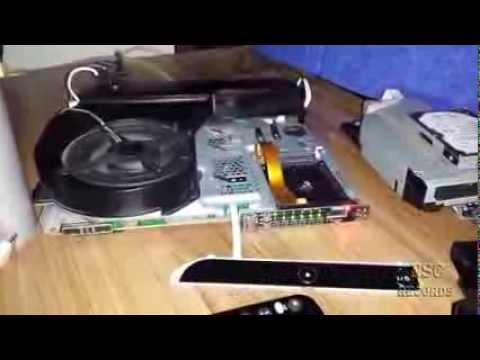 PS3 UPDATE FAIL or FULL Brick Fix -Replacing & Flashing a Nor Chip- By:NSC