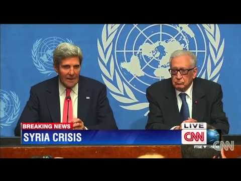 Lots of talks but no answers so far on Syrian chemical weapons