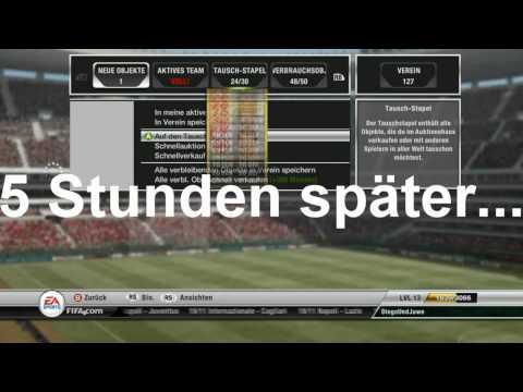 FIFA 12 Ultimate Team - Münzen machen mit Diego - Tipps und Tricks -Part 1