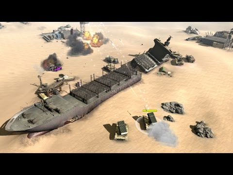 Armor Clash GAMEPLAY [ Modern Warfare Real Time Strategy Game]