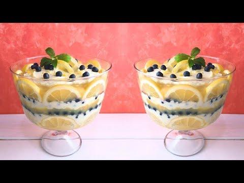 Limoncello Tiramisu Cheesecake Trifle | Episode 152