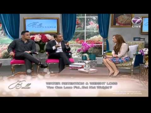 AL Personal Trainer (Colonel)|NTV7|Belinda Chee|