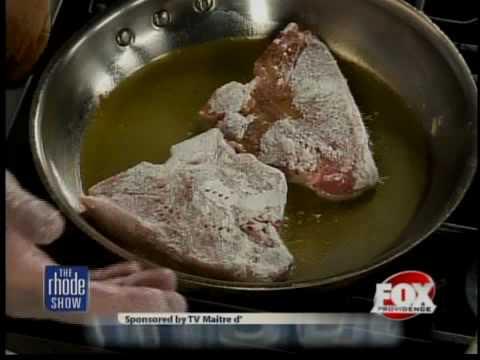 Pan Fried Veal Chops Casalinga