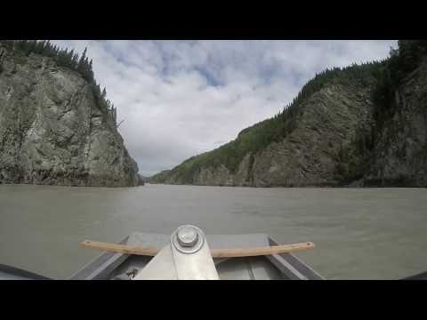 Going up the Copper River