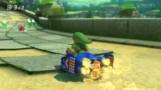 Wii U - Mario Kart 8 - Hyrule Circuit