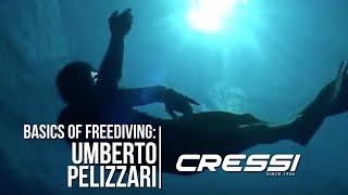 Basics Of Freediving Umberto Pelizzari