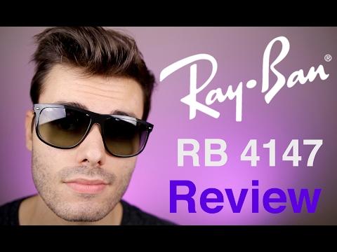 1af2047f48 Highstreet Ray-Ban 4147 New Color - Обзор - Ray-ban Flattop ...