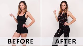 Super Cool and Easy Outfit Hacks   DIY Clothing Hacks & More by Blossom
