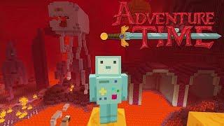 Minecraft - Adventure Time - Nightosphere
