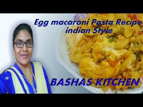 Egg macaroni pasta  recipe indian style|Egg macaroni indian style|Macaroni seivathu eppadi