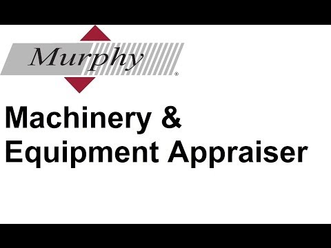 Machinery and Equipment Appraiser