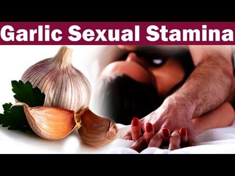 Why Garlic Good for Stamina Sexually Health Men – Benefits of Garlic