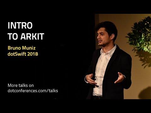 dotSwift 2018 - Bruno Muniz - Intro to ARKit