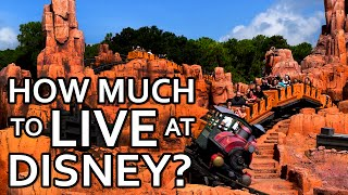 What Does a YEAR at Disney World Cost?