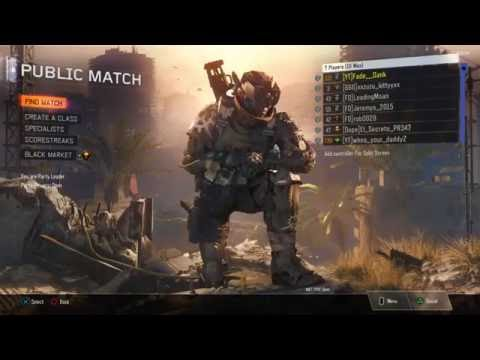 Black ops 3 Multiplayer (Chill stream)