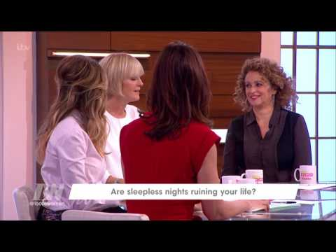 Jane Talks About Insomnia After Coming Off HRT | Loose Women