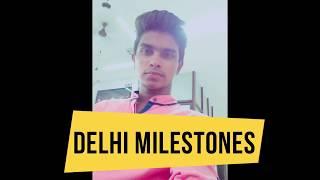 Delhi Milestones 2015   Shan Ashes