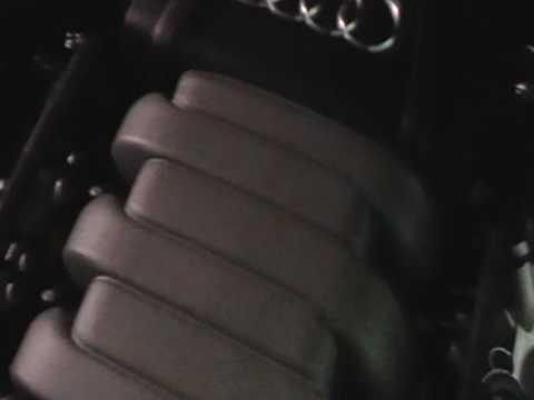2009 Audi A4 3.2 FSI valve roller Noise at start up