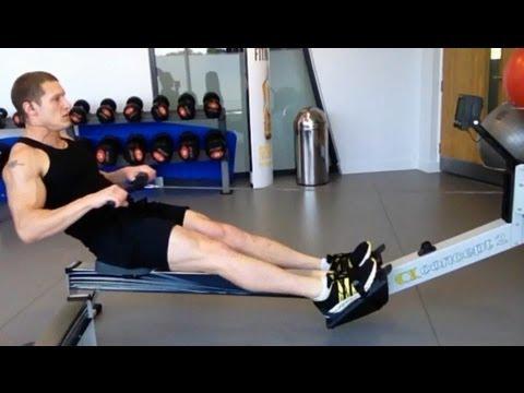 2000m Rowing Challenge - 6:29.1