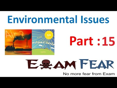 Biology Environmental Issues part 15 (Solid wastes disposal Control) class 12 XII
