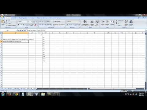 Finding Square root of a number in Excel (Newton Raphson's method)