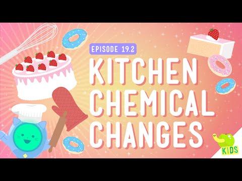 Chemical Changes: Crash Course Kids #19.2