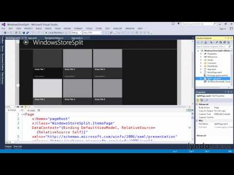 08 02 Building a Windows 8 1 application