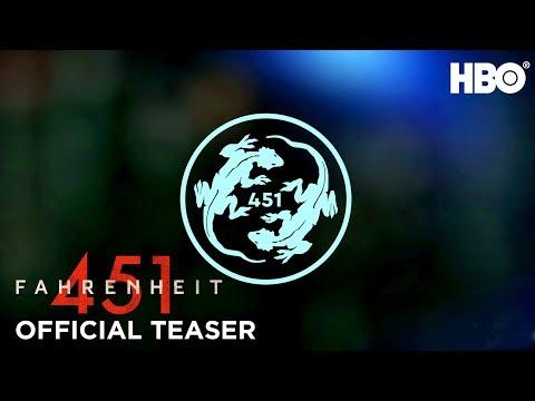 'False Truth' Tease | Fahrenheit 451 | HBO
