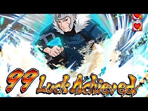 99 Max Luck | Naruto: Ultimate Ninja Blazing
