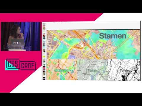 Aurelia Moser - Stylish Slippy Maps
