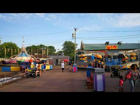 Sylvan Beach Amusement Park - classic rides