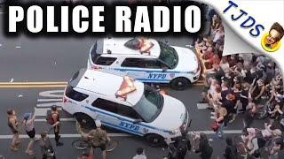 Homicidal Cops Caught On Police Radio