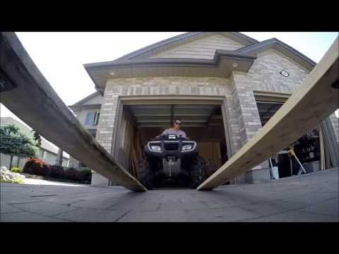 How to make a set of ramps!