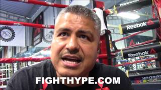 ROBERT GARCIA GIVES LOMACHENKO A HARD DEADLINE; SAYS FIGHT MIKEY GARCIA BY END OF YEAR IF SERIOUS
