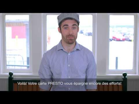 Comment utiliser votre carte PRESTO pour vous déplacer avec GO Transit – Partie 3