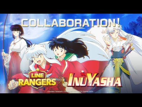 LINE Rangers X INUYASHA Tie-up Event!
