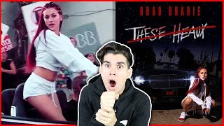 "Danielle Bregoli is BHAD BHABIE - ""These Heaux"" (REACTION)"