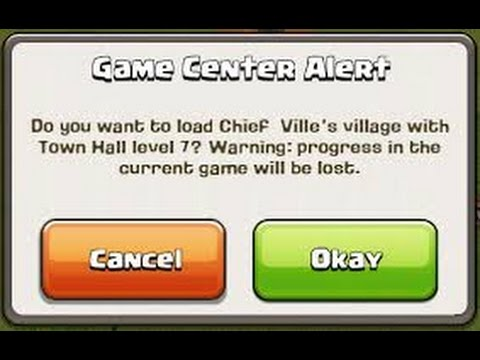 CLASH OF CLANS: CHANGING YOUR USERNAME!