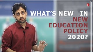 What's new in New Education Policy 2020?