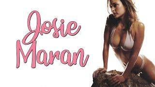 Josie Maran American hot model