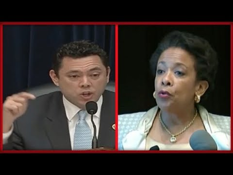 watch JASON CHAFFETZ JUST UNCOVERED THE TRUTH ABOUT LORETTA LYNCH AND SHE WANTS IT BURIED