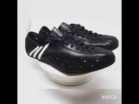 OLDBICI.it - Eddy Merckx shoes - Adidas size 42 - NOS