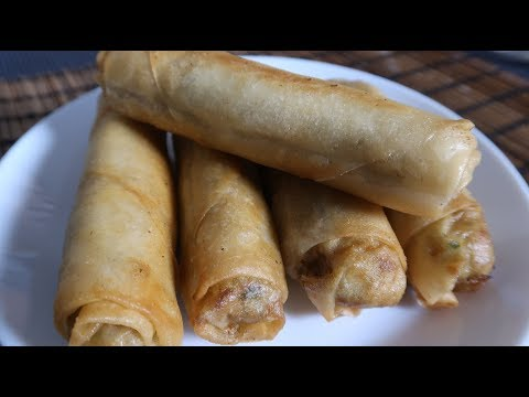 How to Cook Lumpiang Shanghai Recipe
