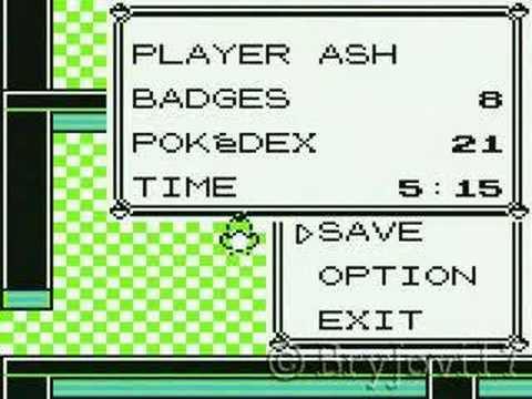 Pokemon Yellow - How to Catch Zapdos with POKEBALL