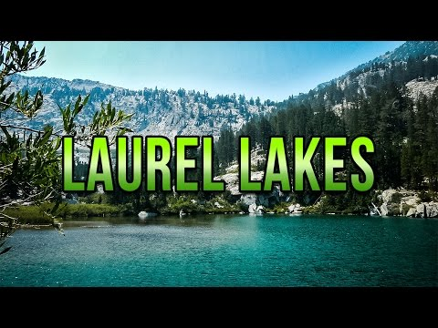 Laurel Lakes - Jeeping and Golden Trout