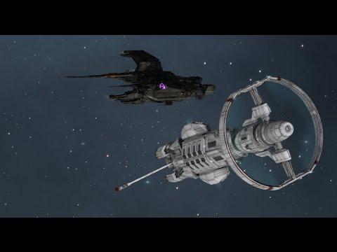 Golem and Nestor Caldari Navy - EVE Online Live