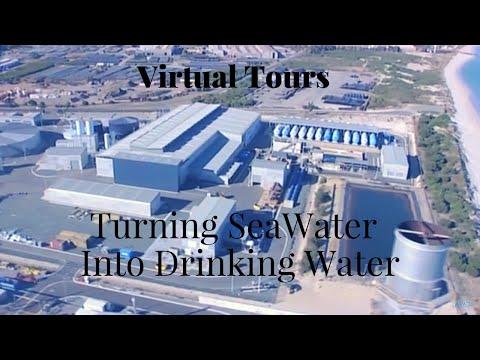 Turning seawater into drinking water | Virtual tours