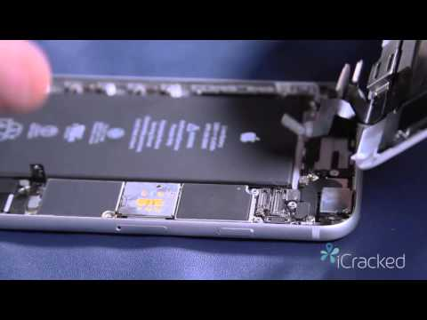 Official iPhone 6s Plus Display Assembly Replacement Guide - iCracked.com