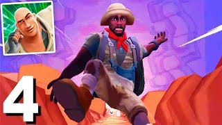 Jumanji Epic Run - MOUSE in THE DUNES - Android Gameplay #4