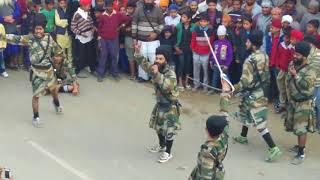 Nishan E khalsa gatka group talent